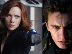 Scarlett Johansson James Franco