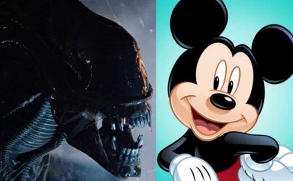 Alien Franchise Disney