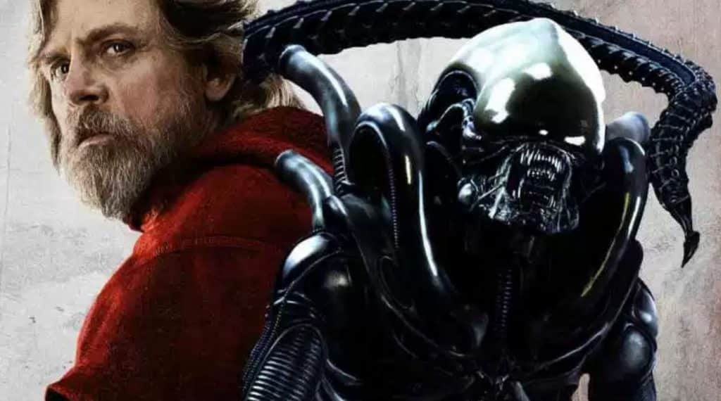 Alien Franchise Star Wars