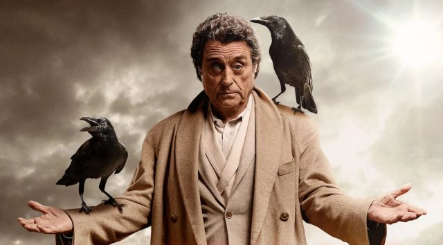 American Gods Mr. Wednesday Ian McShane