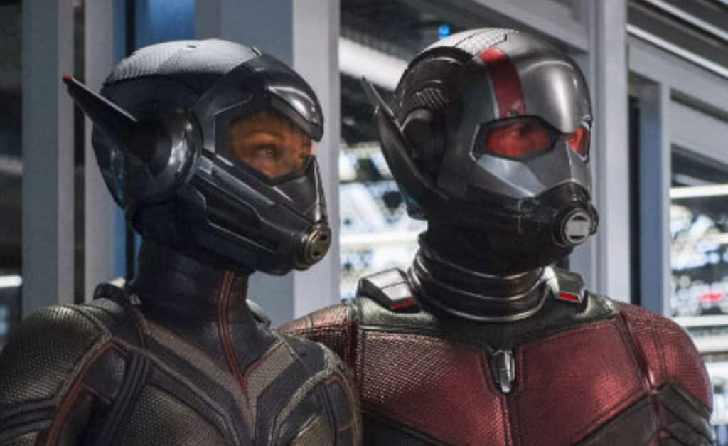 Ant-Man and the Wasp High-res Images