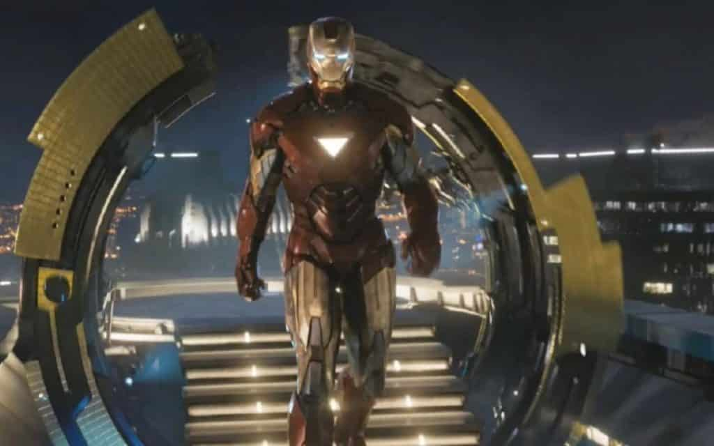 Avengers 4 Iron Man Robert Downey Jr.