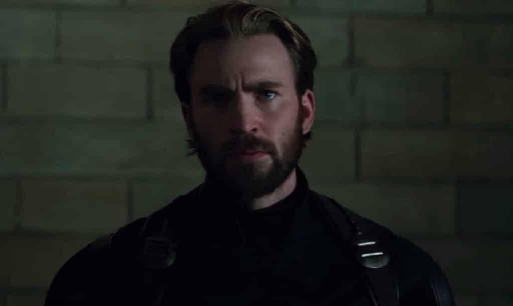 Avengers: Infinity War Captain America Chris Evans