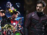 Avengers: Infinity War Daredevil