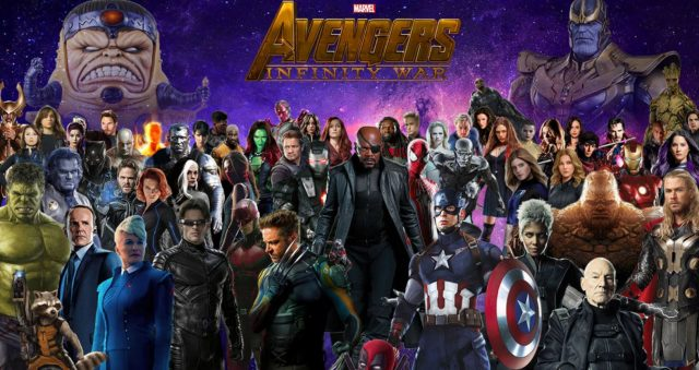 Avengers: Infinity War Marvel Cinematic Universe