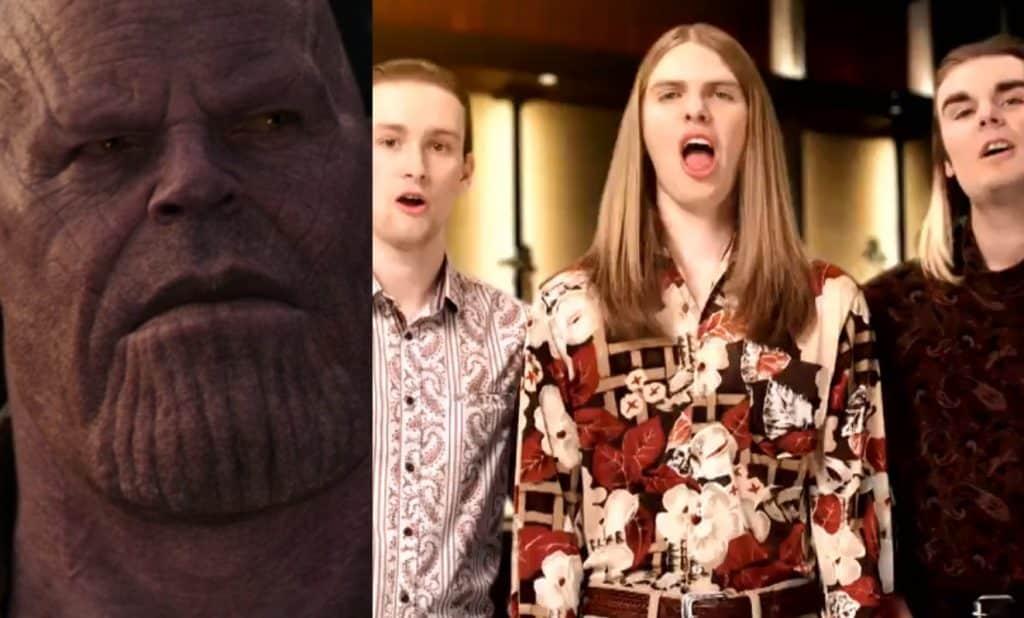 Avengers: Infinity War Sneak Peek