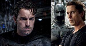 Batman Ben Affleck Christian Bale