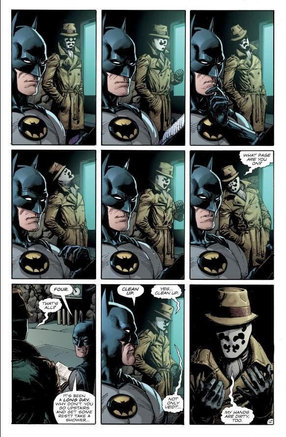 Batman Doomsday Clock #3 DC Comics