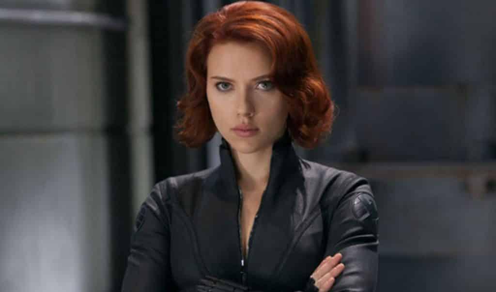 Black Widow Movie Scarlett Johansson