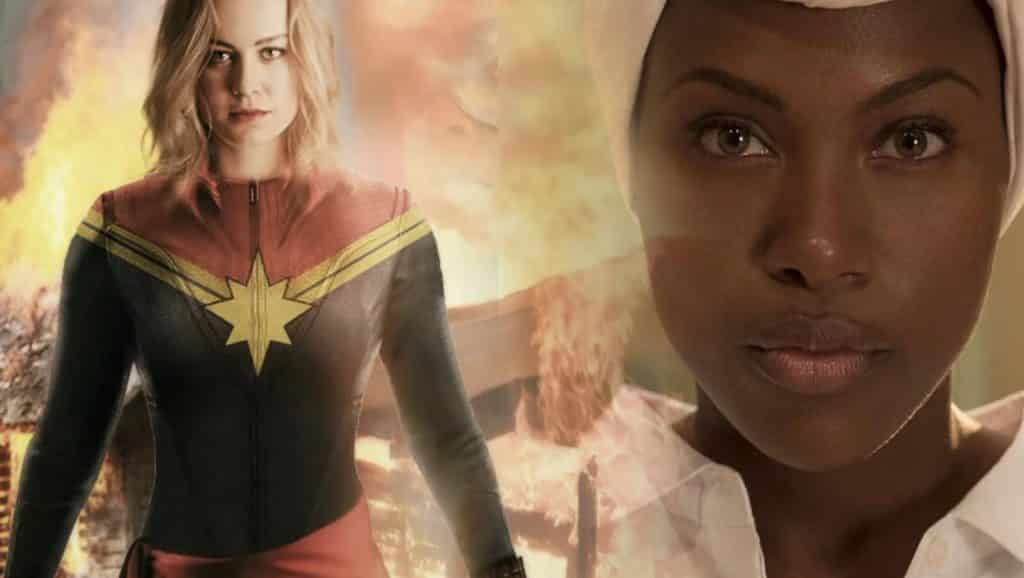 Captain Marvel Dewanda Wise