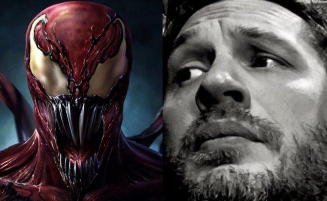 Carnage Venom Movie