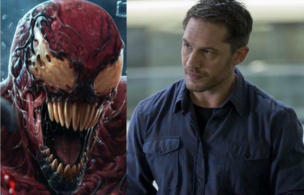 Carnage Venom Movie Tom Hardy