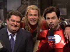 Chris Hemsworth Thor Saturday Night Live