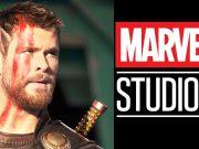 Chris Hemsworth Thor Marvel