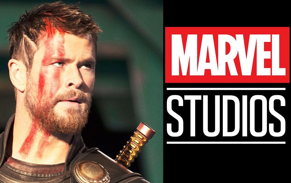 Chris Hemsworth Thor Marvel