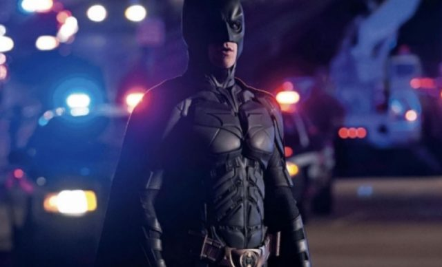 Christian Bale Batman The Dark Knight Rises