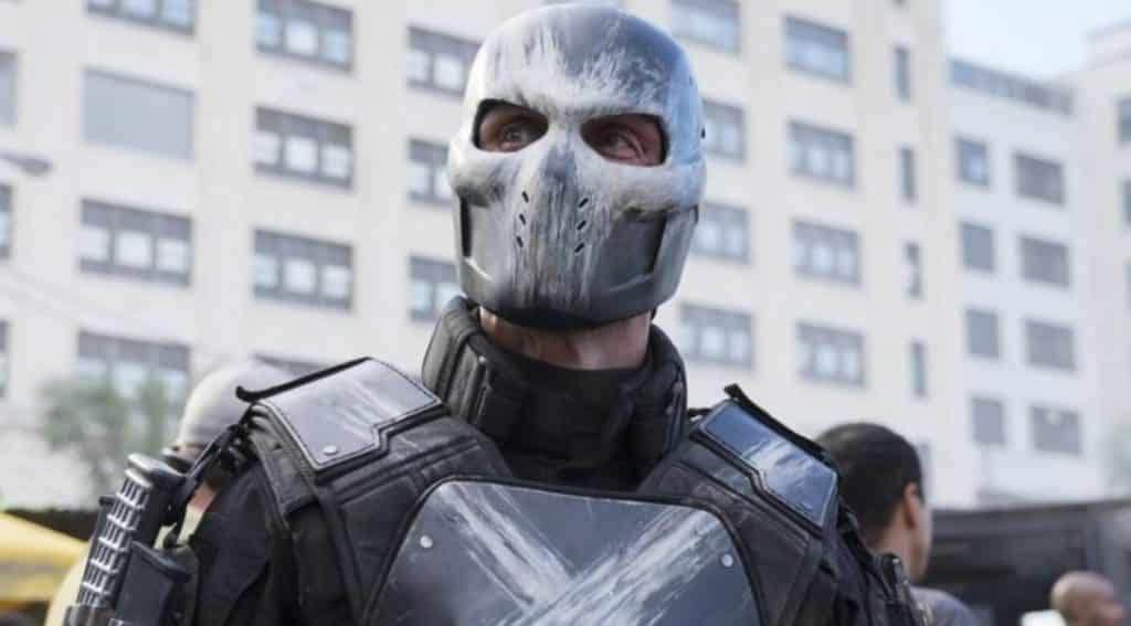 Crossbones Marvel Cinematic Universe