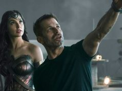 Gal Gadot Zack Snyder Justice League