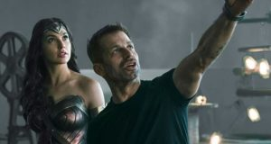 Gal Gadot Zack Snyder Justice League