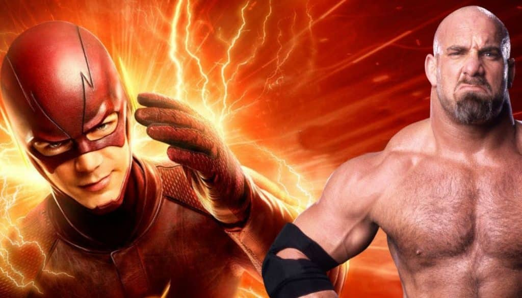 The Flash Bill Goldberg
