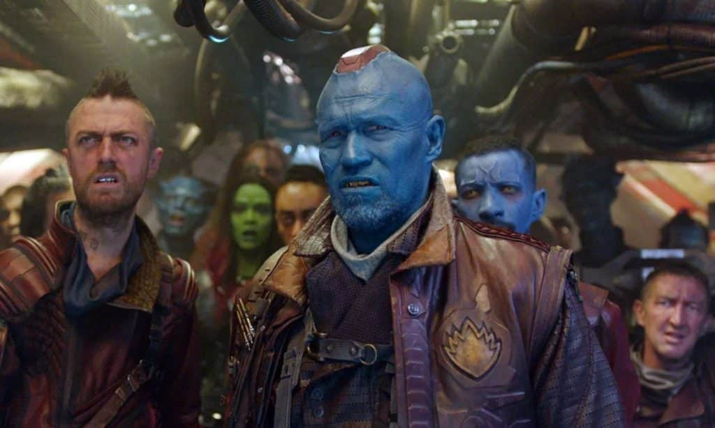 Guardians of the Galaxy Vol. 2 Easter Egg