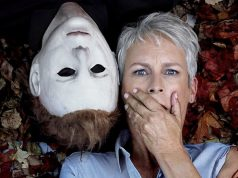 Halloween Movie 2018 Michael Myers Jamie Lee Curtis
