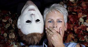 Halloween Movie 2018 Michael Myers Jamie Lee Curtis