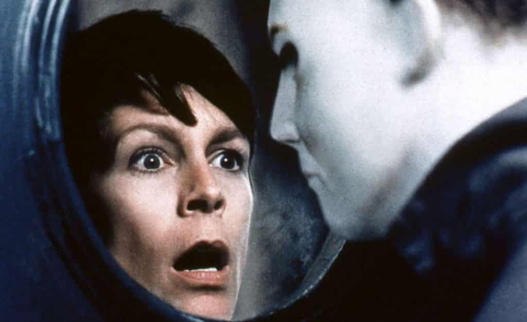Halloween Movie Jamie Lee Curtis Michael Myers