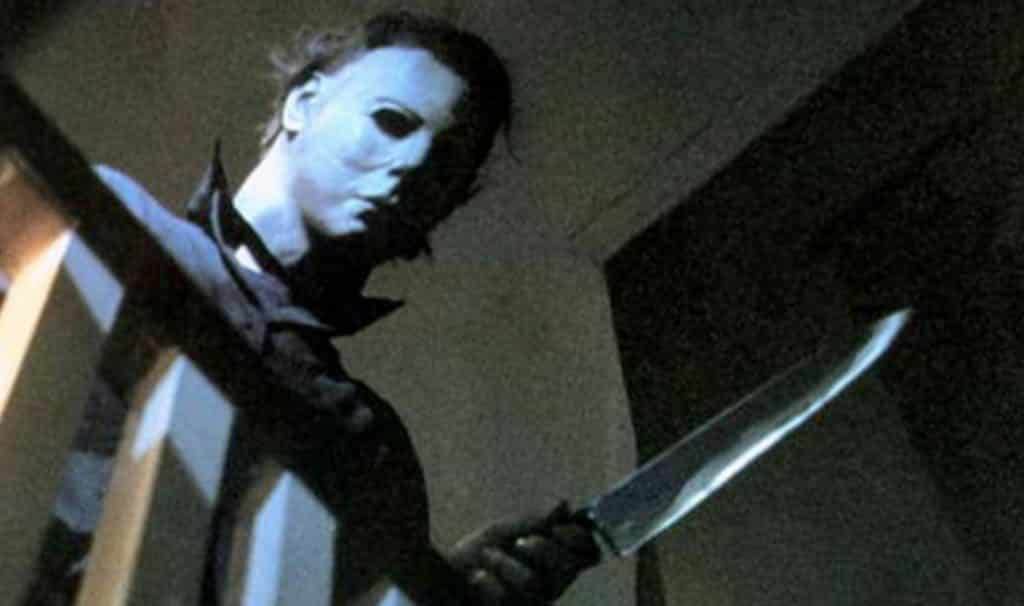 185c382b Halloween Movie Set Photos Reveal First Look At Michael Myers