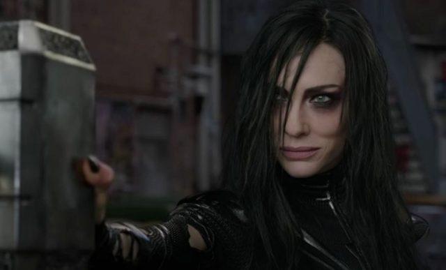 Thor: Ragnarok Hela Cate Blanchett