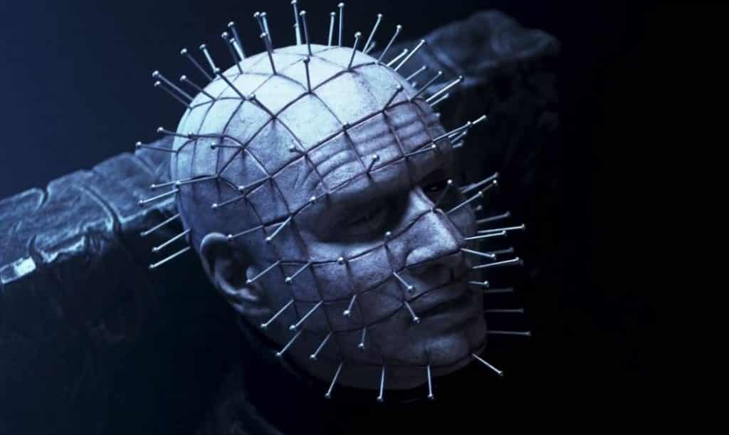 Hellraiser: Judgment Pinhead