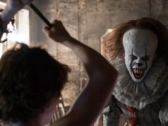 IT Movie Pennywise Bill Skarsgård