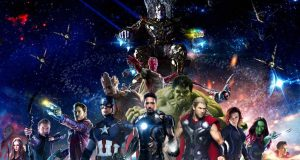 Marvel Cinematic Universe Timeline Avengers: Infinity War
