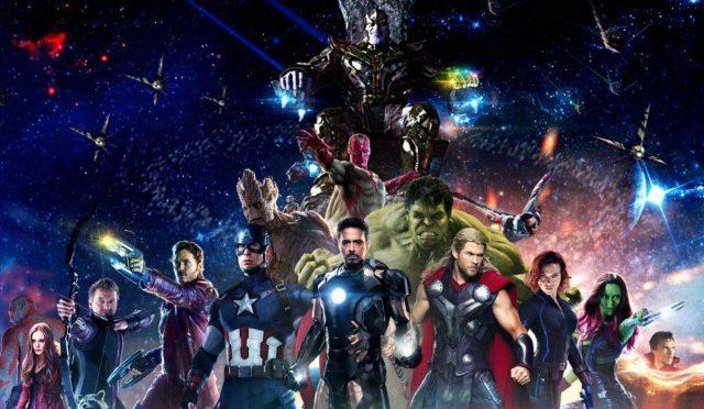 Marvel Cinematic Universe Timeline Avengers: Infinity War