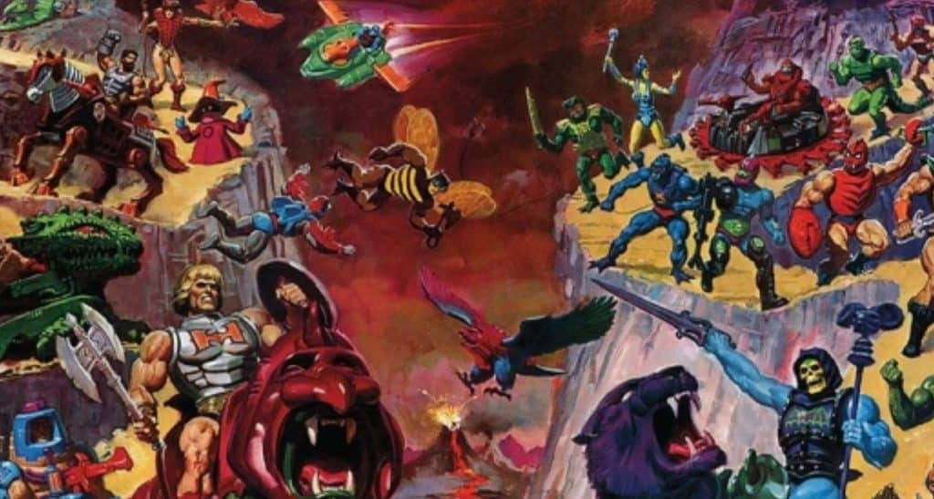 masters of the universe reboot gets an official release date
