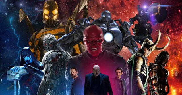 Marvel Cinematic Universe Villains
