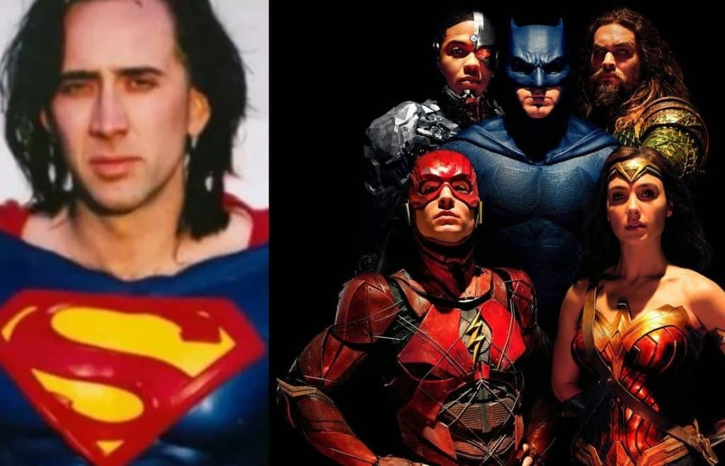 Former Superman Nicolas Cage shares his thoughts on 'Justice League'