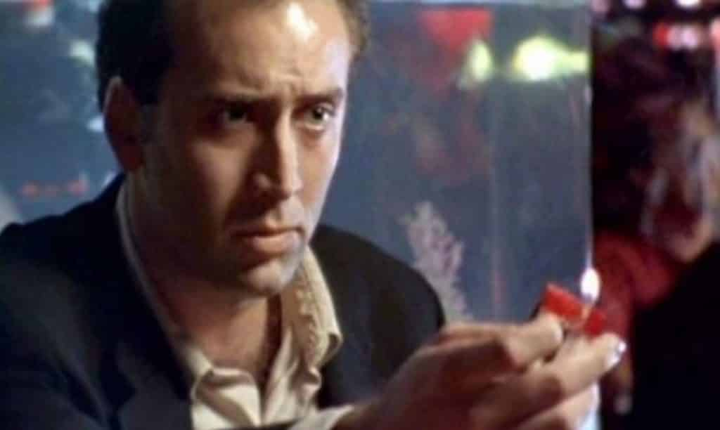 Nicolas Cage Leaving Las Vegas