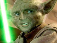 Nicolas Cage Yoda