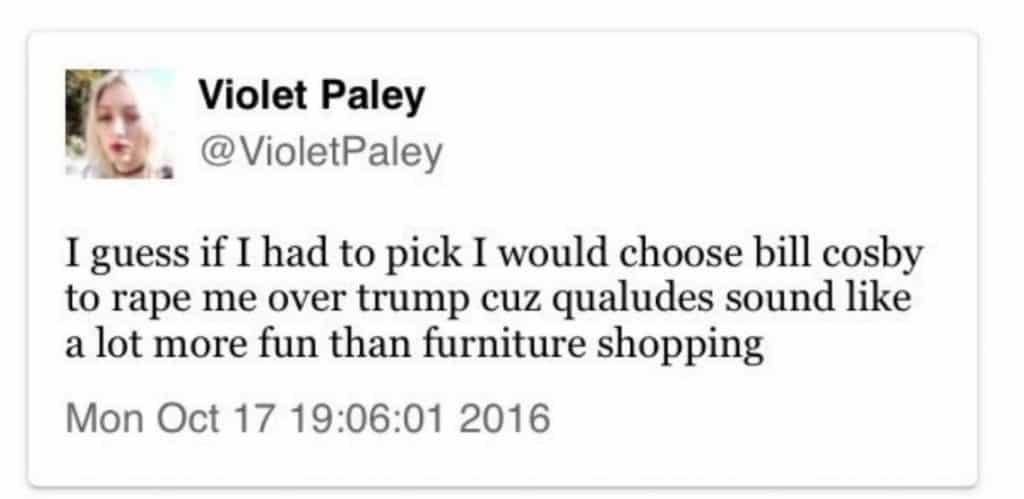 Violet Paley Trump