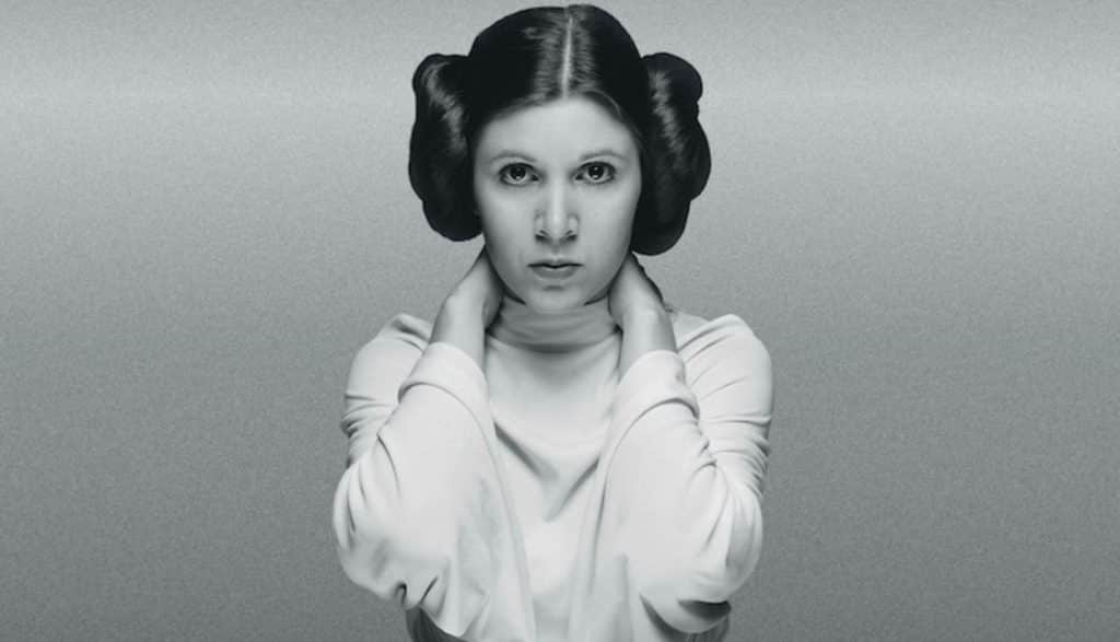 Princess Leia Carrie Fisher Star Wars