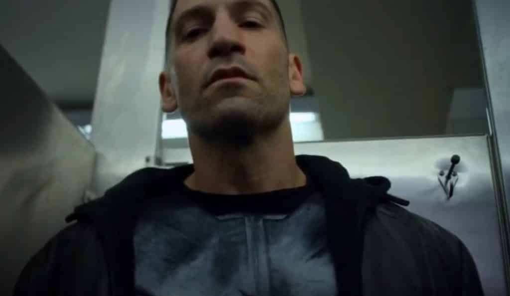 Marvel's The Punisher Frank Castle Jon Bernthal