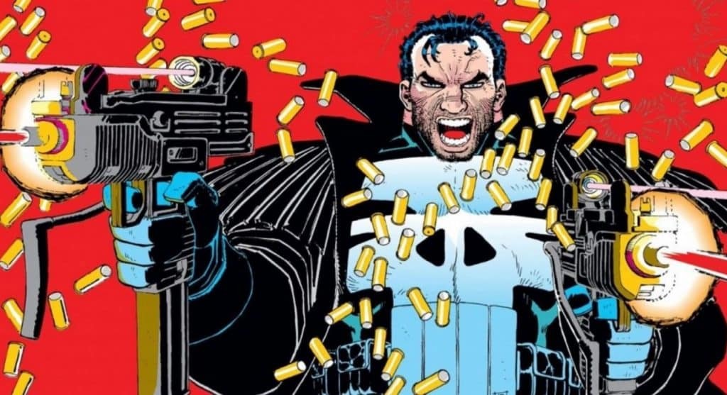 Punisher War Zone Marvel Comics