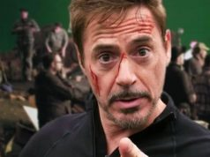 Robert Downey Jr. Avengers: Infinity War
