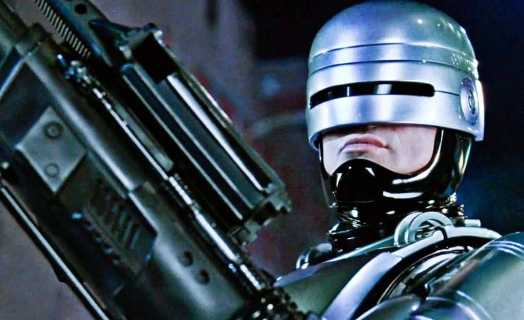 Original RoboCop scribe says he's working on 'a new one'
