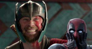 Thor: Ragnarok Ryan Reynolds Deadpool
