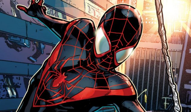 Spider-Man Miles Morales Marvel Comics