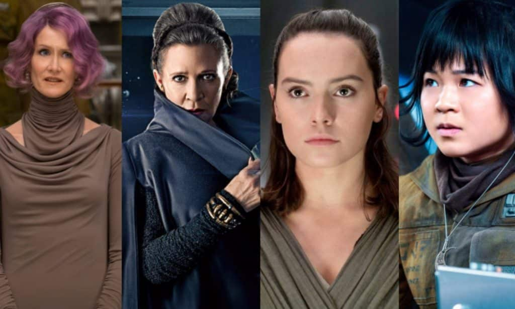 Star Wars: The Last Jedi Men's Rights Activists De-Feminized Cut