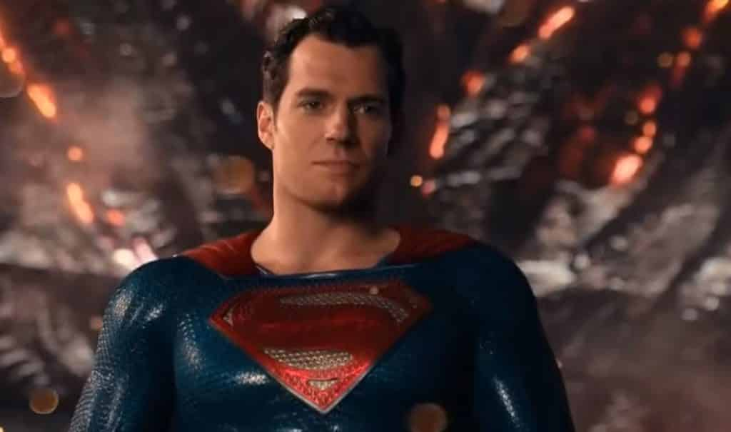 DC Films Superman Henry Cavill Justice League
