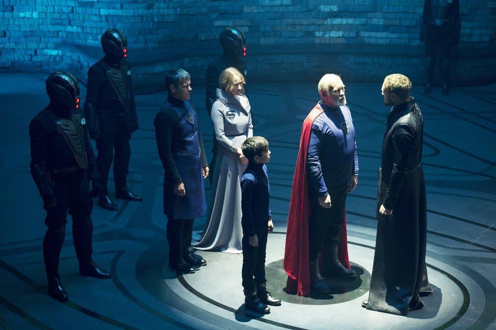 Krypton Superman Series